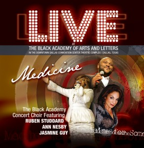 Medicine:  Live At The Black Academy of Arts & Letters